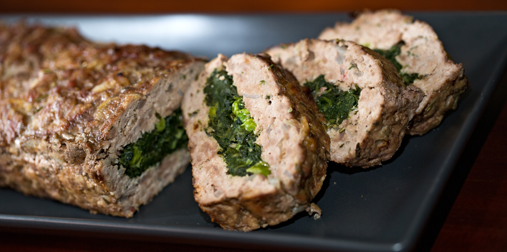 Tuscan lamb meatloaf
